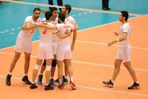 جام جهانی والیبال 2015 ژاپن/ تیم ملی ایران3-0مصر