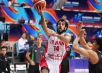 پیروزی مقتدرانه بسکتبالیستهای ایران مقابل ژاپن