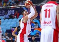 تیم ملی بسکتبال 111 بر 56 هنگکنگ را برد/حریف بعدی فیلیپین