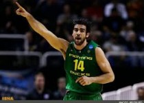 """ارسلان کاظمی به تیم بسکتبال""""آتلانتا هاکس"""" در NBA منتقل شد"""