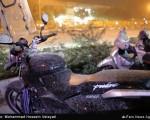 تصاویر طوفان گرد و خاک در تهران/ اعلام خسارات طوفان در پایتخت