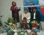 عروسی یک مرد کارتنخواب با یک دختر تحصیلکرده/عکس
