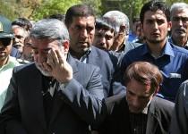 تشییع پیکر برادر وزیر کشور در شیروان