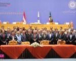 گردهمایی اقتصادی بزرگ ایران و اتریش/تصاویر