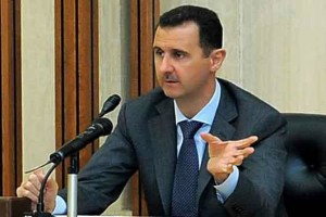 بشار اسد: مردمسوریه بخواهند کنار میروم