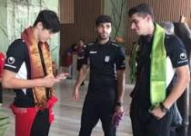 در سفارت آمریکا برای تیم ملی فوتبال ایران چه اتفاقاتی افتاد؟