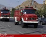 تجلیل فرماندار و شهرداری ماکو از آتشنشانان/تصاویر