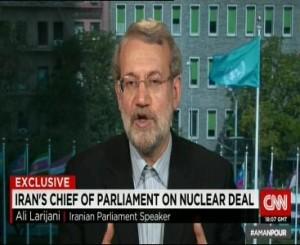 دکتر علی لاریجانی: امکان تغییر نگاه به آمریکا وجود دارد