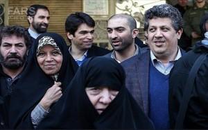 نامه همسر و بیت آیت الله هاشمی رفسنجانی در پاسخ به سخنگوی قوه قضائیه