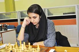 سارا خادم الشریعه، برترین بازیکن شطرنج قاره آسیا