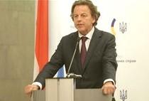 وزیر خارجه هلند، یکشنبه در تهران