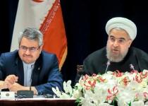 رئيس جمهور: مشکلات ایران و آمریکا با دست دادن حل نمیشود