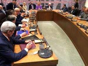 نشست وزاری خارجه ایران و گروه 5+1 در نیویورک/تصاویر