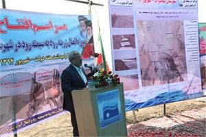 سعادت: احیای دریاچه ارومیه به رغم کمبود اعتبارات، از اولویتهای دولت است
