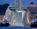 گرانترین قایق تفریحی جهان /تصاویر