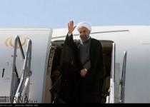 رئیسجمهور تهران را به مقصد نیویورک ترک کرد