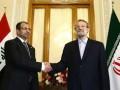 رئیس پارلمان عراق وارد تهران شد