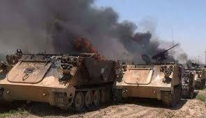 کشته شدن ۱۳ نظامی سعودی در مرز با یمن