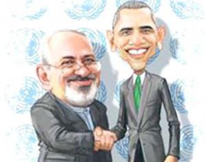 ظريف ماجرای دستدادنش با اوباما را گفت