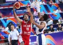 تیم ملی بسکتبال از المپیک 2016 دور شد