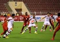 تیم ملی فوتبال ایران مقابل عمان به تساوی رسید