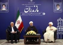 نشست خبری رئیسجمهور در مازندران