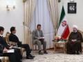 جزئیات دیدار روحانی با وزیرخارجه ژاپن