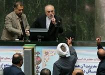 چرا وقتی صالحی وزیر احمدی نژاد بود،دلواپسان با او مشکل نداشتند؟