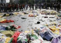 86 کشته و 186 زخمی در انفجارهای تروریستی آنکارا/تصاویر