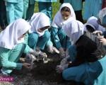 برگزاری مراسم روز کودک و محیطزیست در ماکو/ تصاویر