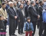 تجمع هیئتهای عزاداری در ماکو/ تصاویر