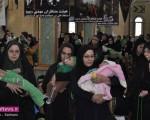 همایش شیرخوارگان حسینی در ماکو/تصاویر