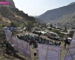 برگزاری اولین جشنواره صخرهنوردی کوه قیه در منطقه آزاد ماکو/تصاویر