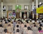 نماز جمعه ماکو/حضور پرسنل ناجا و عمامهگذاری در روز عید غدیر