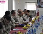 ملاقات مرزی فرمانده هنگ مرزی ماکو با والی ولایت آغری ترکیه/تصاویر