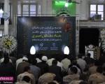 برگزاری مراسم بزرگداشت جانباختگان فاجعه منا در مسجد جامع ماکو/تصاویر