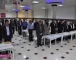 """برگزاری همایش """"پلیس،امنیت،اصناف"""" در منطقه آزاد ماکو/تصاویر"""