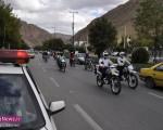 همایش موتورسواران قانونمند در شهر ماکو برگزار شد/تصاویر