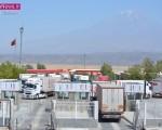 تصاویری از بزرگترین گمرک و مرز زمینی کشور