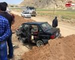 تصاویری از سوانح رانندگی ۲ ماه اخیر در جادههای منطقه آزاد ماکو