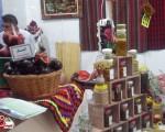 غرفه منطقه آزاد ماکو در نخستین نمایشگاه توانمندیهای روستاییان/تصاویر