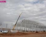 فرودگاه ماکو برای اولین پرواز آزمایشی مهیا میشود/تصاویر
