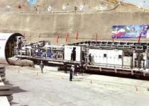 آغاز کار حفاری مکانیزه انتقال آب به دریاچه ارومیه با حضور وزیر نیرو