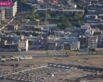 پیشرفت فیزیکی ۴۵ درصدی بازارچه مرزی جدید منطقه آزاد ماکو/تصاویر