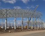 بازدید مدیرعامل سازمان منطقه آزاد ماکو از فرودگاه در دست احداث ماکو/تصاویر