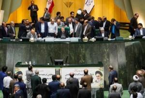 پنج عضو کمیسیون برجام: بيانيه قرائت شده، خارج از مجلس تدوین شده بود