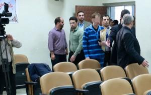 بابک زنجانی در دادگاه/تصاویر