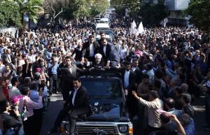 سفر رئيس جمهور به مازندران