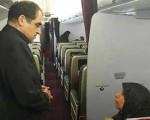 همدردی وزیر بهداشت با حجاج /تصاویر