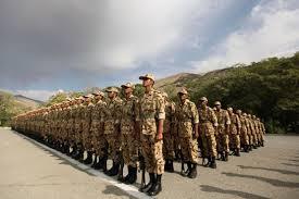 پیشنهاد مدیریت بحران برای سربازی